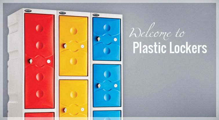 Plastic Lockers UK