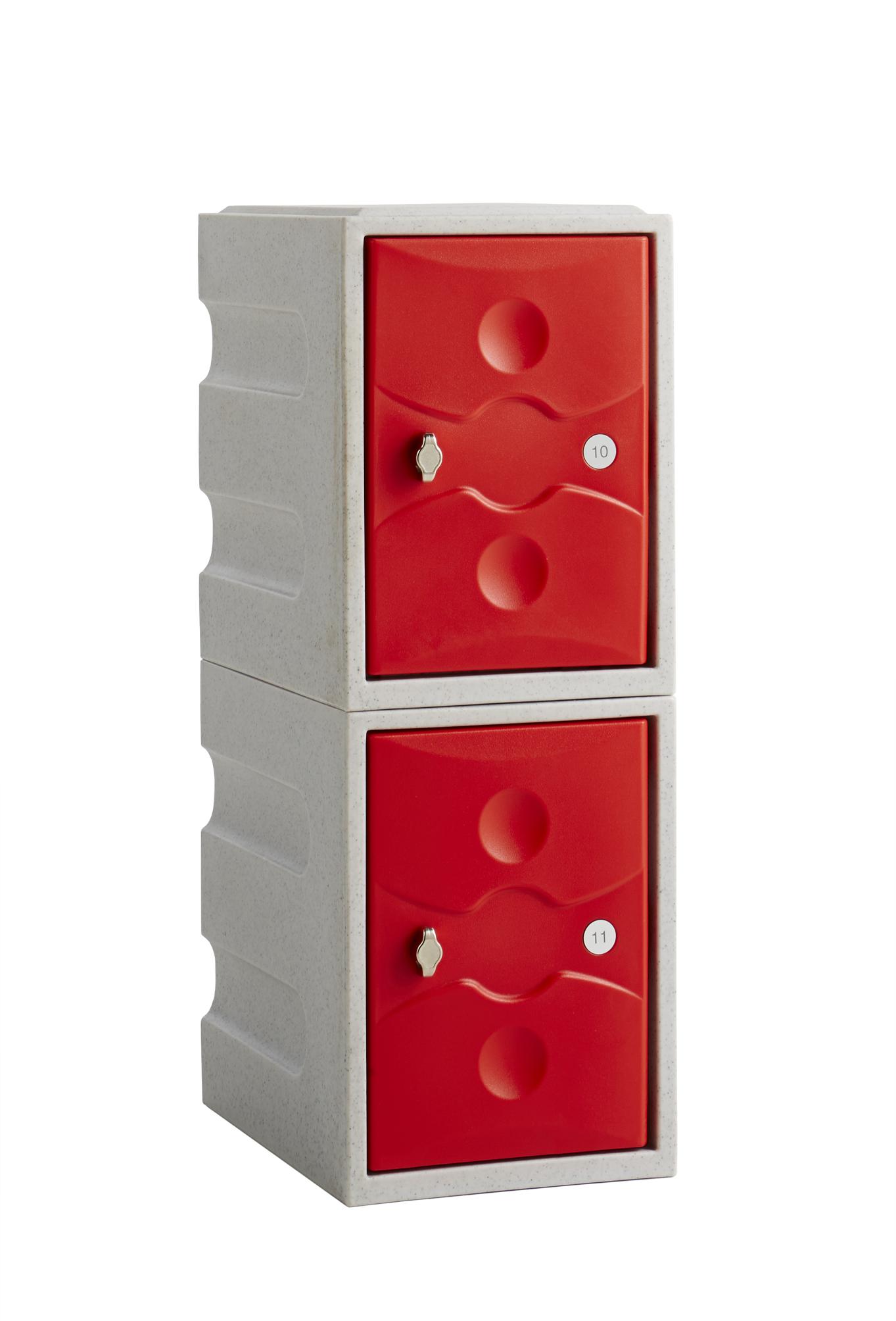 2 Door Mini Locker Waterproof Ultrabox Plus