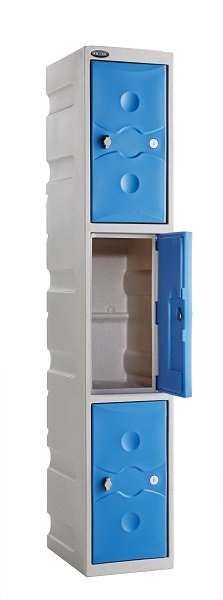 3 Dr Water Resistant Ultrabox Lockers