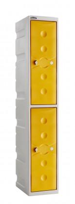 2 Door Waterproof Ultrabox Plus Locker