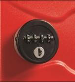 Water Resistant 4 digit -Type 5 Lock